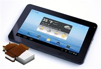 Navon Platinum tablet PC